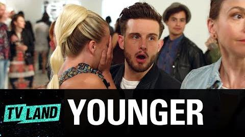 Younger Don't Mess with Maggie's Art Season 4