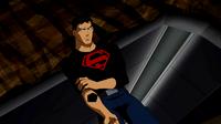 Superboy comes clean