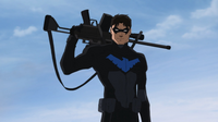 Nightwing's test