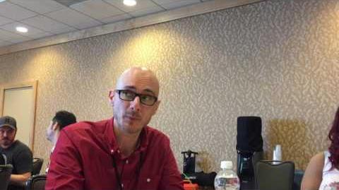 Brandon Vietti interview - SDCC 2017