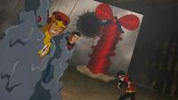 Tornado's betrayal