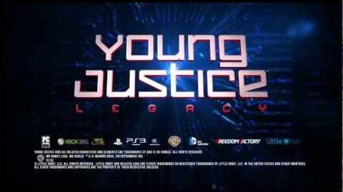 YOUNG JUSTICE LEGACY TEASER TRAILER