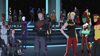 Young Justice: Outsiders | Young Justice Wiki | FANDOM