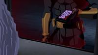 Deathstroke steals the crystal key
