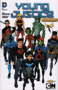 Young Justice Vol. 4 Invasion