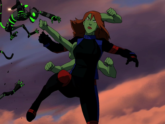 Miss Martian | Young Justice Wiki | FANDOM powered by Wikia