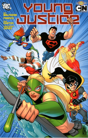 Young Justice (comic) | Young Justice Wiki | FANDOM powered by Wikia