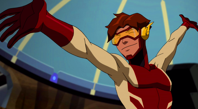 Kid Flash | Young Justice Wiki | FANDOM powered by Wikia