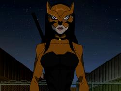 Tigress Undercover