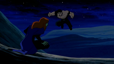 File:Miss Martian and Superboy strangers.png