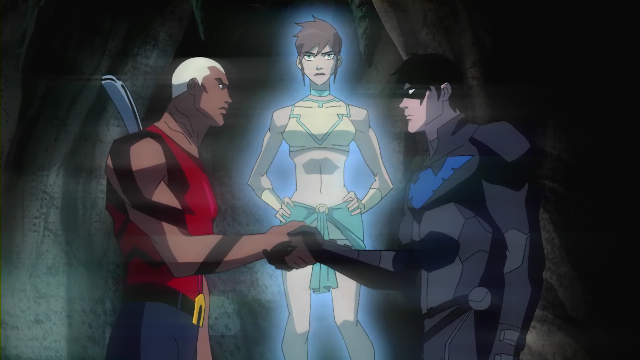 Nightwing | Young Justice Wiki | FANDOM powered by Wikia