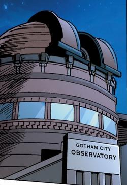 Gotham City Observatory