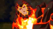 Brion's lava armor