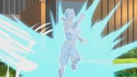 Freeze's victim