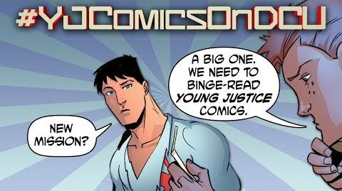YJ Comics On DCU (motion comic 5)