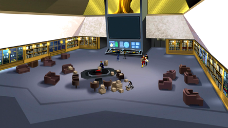 File:The Team in the Hall of Justice library.png