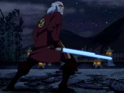 Rako's sword