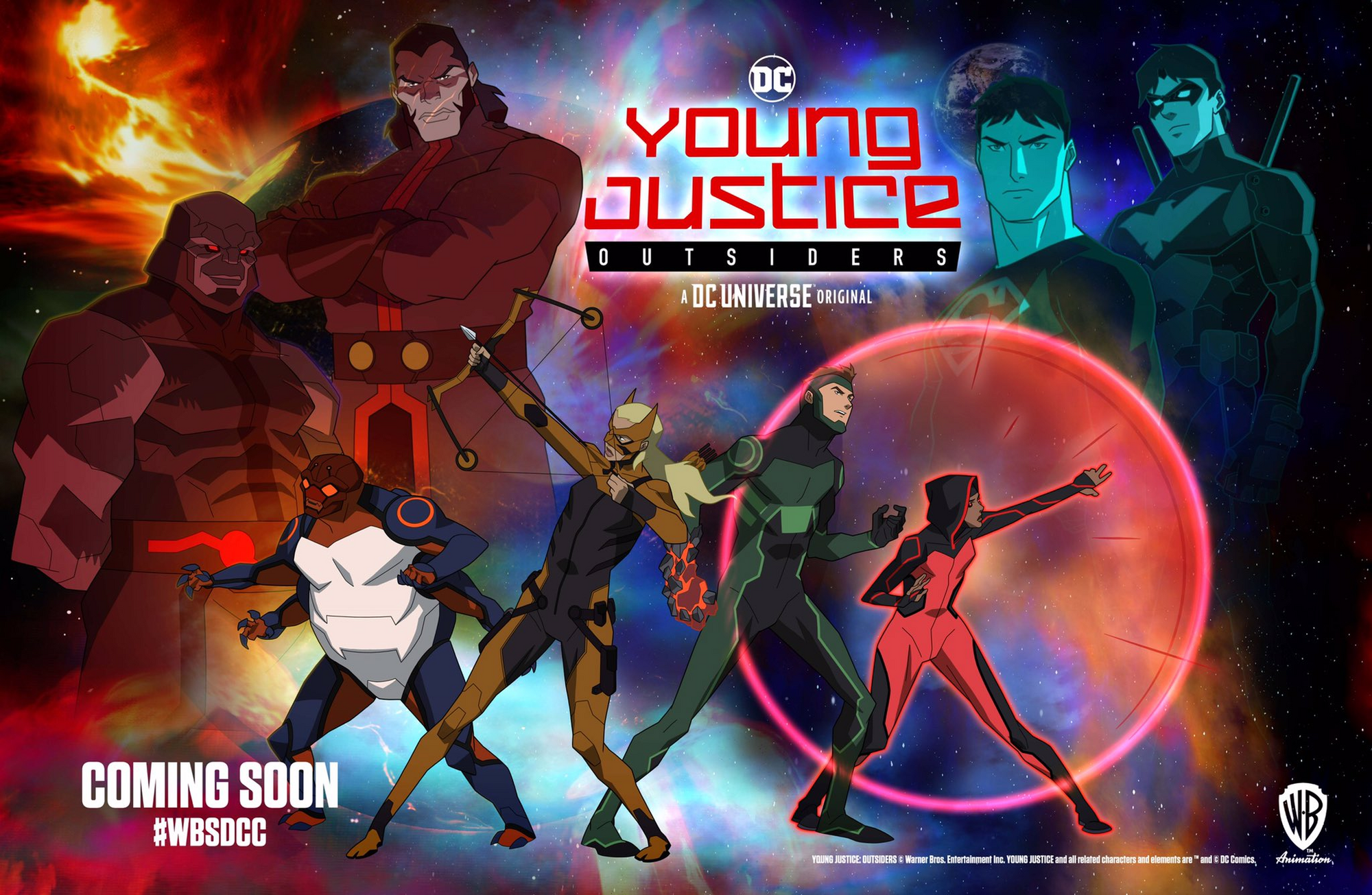 Young Justice: Outsiders | Young Justice Wiki | FANDOM powered by Wikia