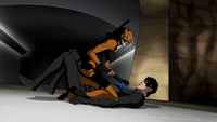 Nightwing vs Tigress
