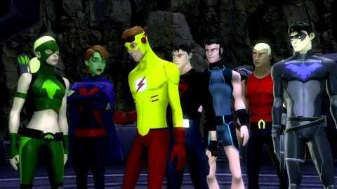 YOUNG JUSTICE LEGACY FULL TRAILER