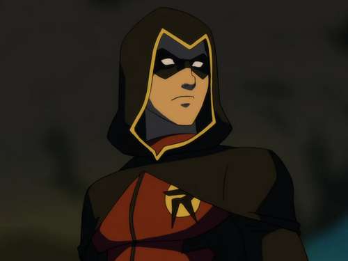 New York Comic Con 2018 / NYCC 2018 & DC Comics Universe ... |Young Justice Tim Drake Red Robin