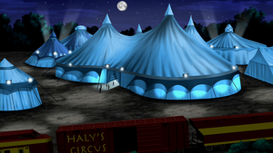 Haly's Circus