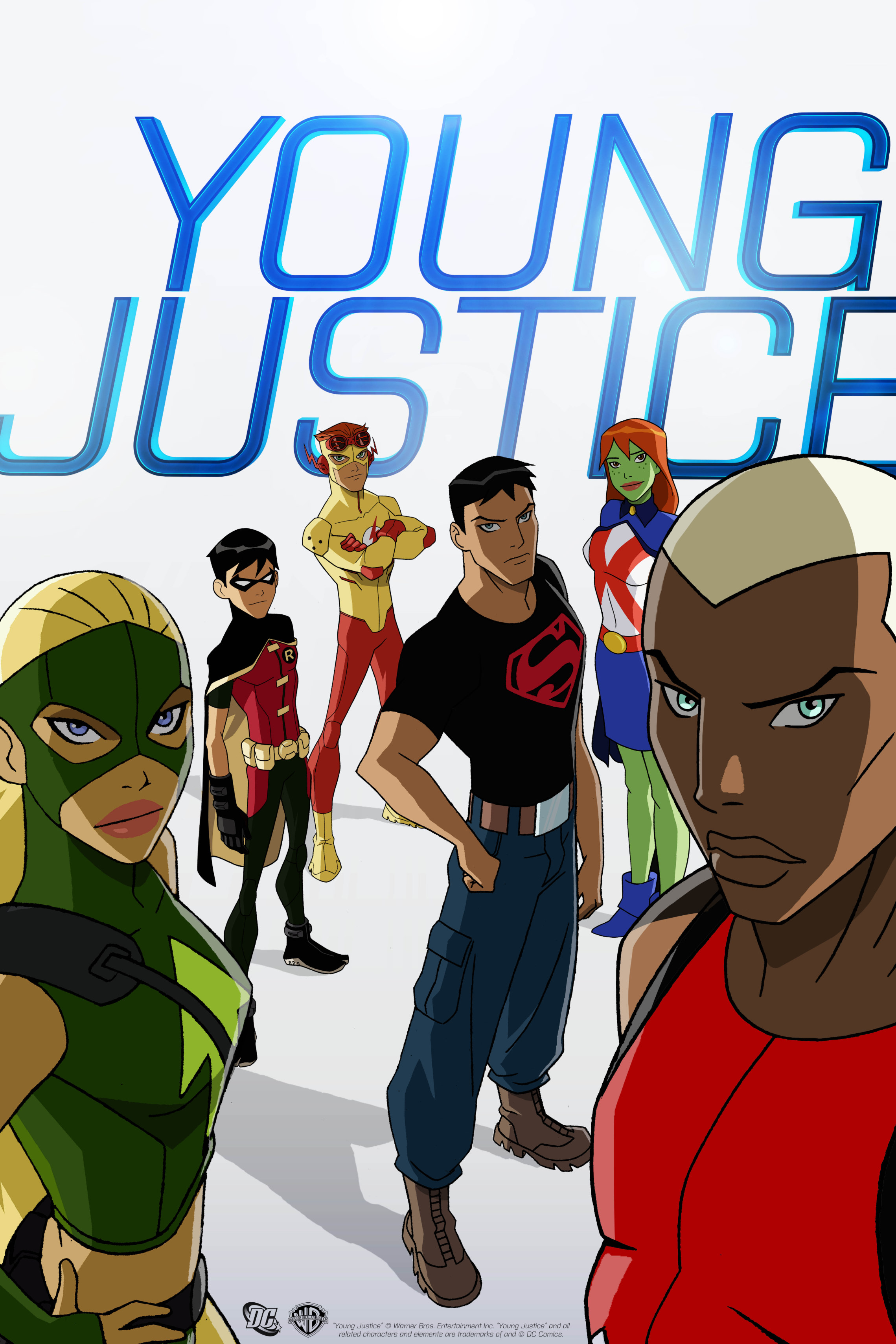 Season One Young Justice Wiki Fandom