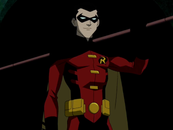 Robin Young Justice Wiki Fandom