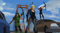 The Arrows and Black Canary
