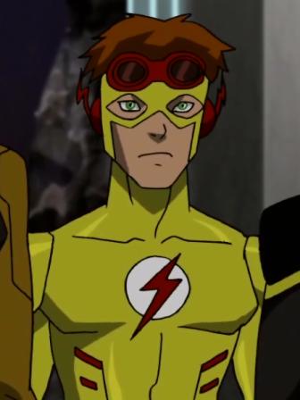 File:Kid Flash Bart Allen.png
