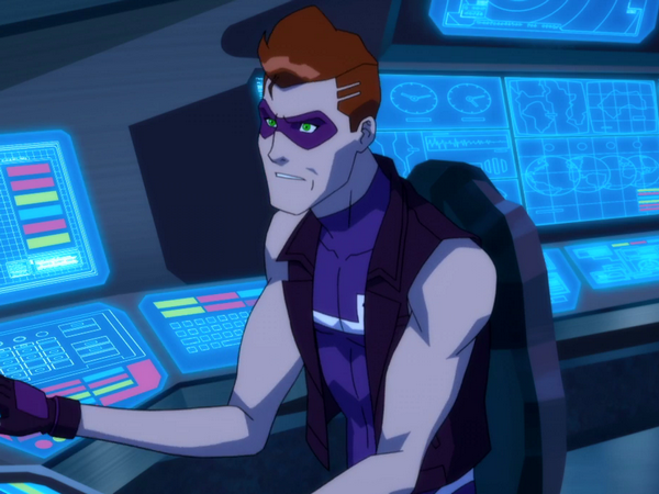 Elongated Man Young Justice Wiki Fandom