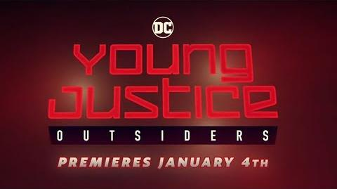 Young Justice Outsiders - Teaser