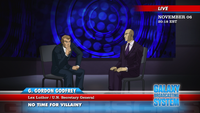 Lex Luthor interviewed