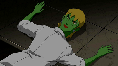 Image - Miss Martian fooled Cheshire.png | Young Justice Wiki ...