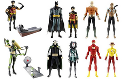 Young Justice toy line