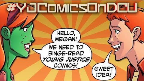 YJ Comics On DCU (motion comic 6)