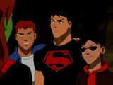 Superboy in July 2010