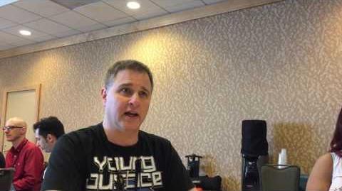 Greg Weisman interview - SDCC 2017