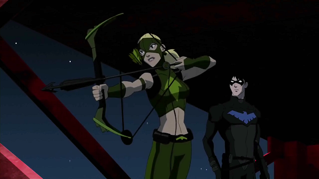 File:Nightwing and Artemis on the lookout.png