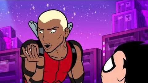Young Justice Meets Teen Titans GO!