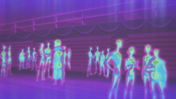 Infrared vision