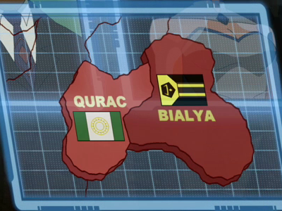 Greater Bialya | Young Justice Wiki | FANDOM powered by Wikia on star wars rebels map, the simpsons map, steven universe map, amc walking dead map, true detective map, star trek map, revolution map, babylon 5 map, adventure time map, the walking dead map, prison break map, regular show map, sons of anarchy map, spongebob squarepants map, breaking bad map, american horror story map, bleach map, pokémon map, gravity falls map, house map,