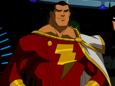 captain marvel shazam young justice
