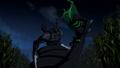 Green Beetle versus Black Beetle.png