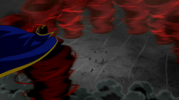 Red Tornado besieges