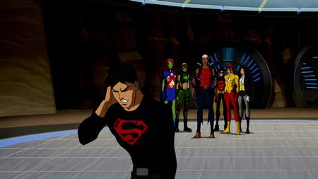 File:Superboy gets a message.png