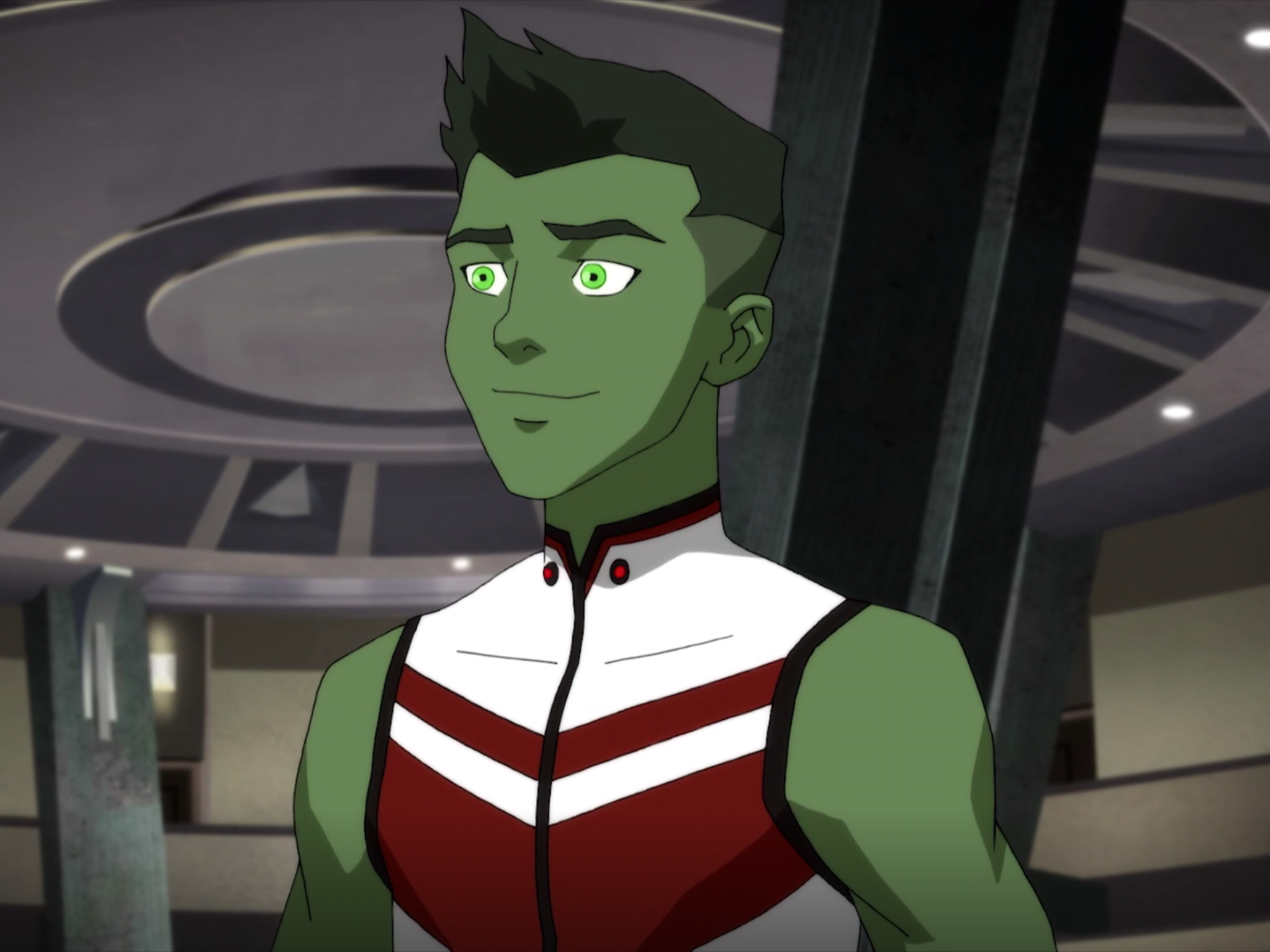 Beast Boy Young Justice Wiki Fandom