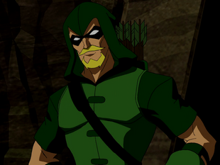 Green Arrow   Young Justice Wiki   FANDOM powered by Wikia