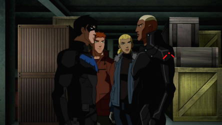 File:The four members discuss their secret plan.png
