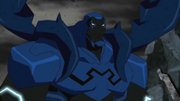 Blue Beetle on mode